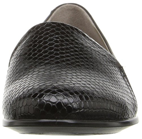 Ecco TOUCH Damen Slipper Schwarz (BLACK/BLACK 51707)