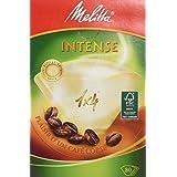 Melitta GOURMET INTENSE 80 Filtres à café  1 x 4, brun