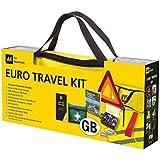 AA 7-Piece Euro Travel Kit
