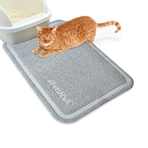 La alfombra de PetsN'all captura toda la arena de gatos | Estera...