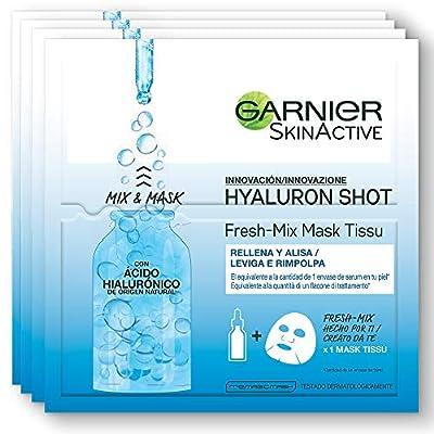 Garnier Hyaluron Shot Mascarilla