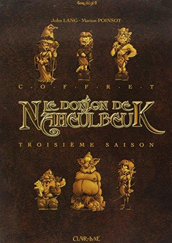 Le Donjon de Naheulbeuk, Troisième saison : Coffret en 3 volumes : Tomes 7 à 9