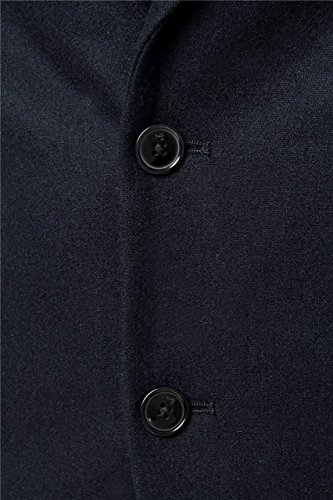 Scotch & Soda Herren Sakko TWO BUTTON, Farbe: Dunkelblau Dunkelblau