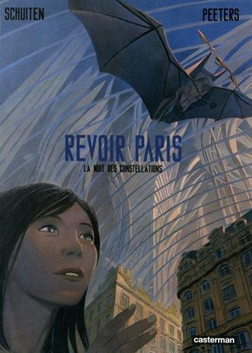 Revoir Paris (2) : La nuit des constellations. Tome 2