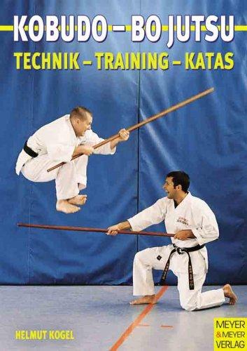Preisvergleich Produktbild Helmut Kogel : Kobudo - Bo Jutsu : Technik,  Training,  Katas