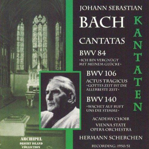 Johann Sebastian Bach : Kantat...