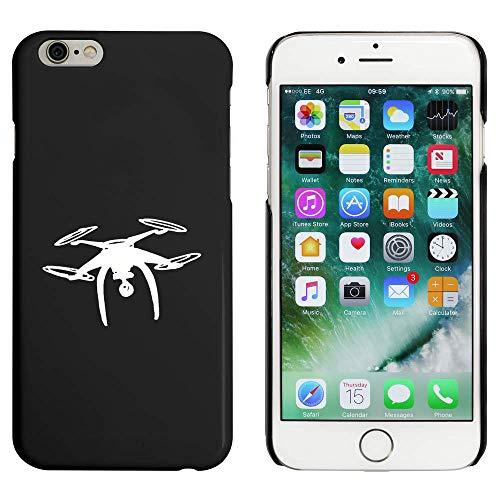 Azeeda Negro \'Vuelo Drone\' Funda / Carcasa para iPhone 6 y 6s (MC00184229)