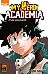 My Hero Academia Edition simple Tome 15