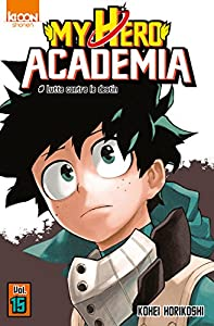 My Hero Academia Edition simple Tome 15