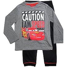 Disney Cars 3 Kollektion 2017 Schlafanzug 92 98 104 110 116 122 128 Jungen Pyjama Neu Lang Lightning McQueen Grau
