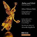 Johann Sebastian Bach : Ruhm und Glück