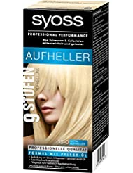 Syoss Coloration, 13-0 Ultra Aufheller, 3er Pack (3 x 135 ml)