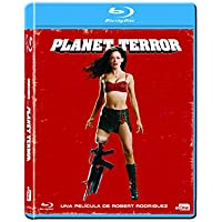 Grindhouse Planet Terror Blu-Ray