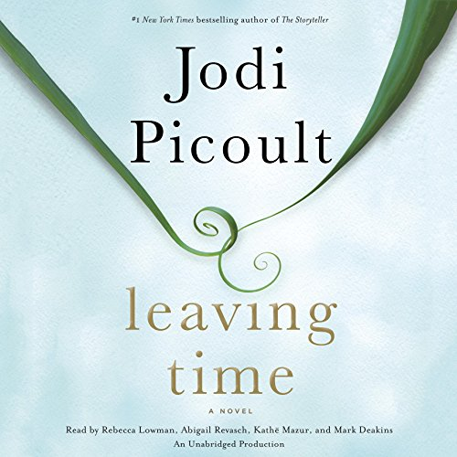 Buchseite und Rezensionen zu 'Leaving Time' von Jodi Picoult