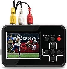 DIGITNOW! Video-Konverter zum Konvertieren von Videoaufnahmen in digitale Dateien. Aufnahme von Videorekordern, VHS-Bändern, Hi8, DVD, Mini DV Camcorder & Spielkonsolen
