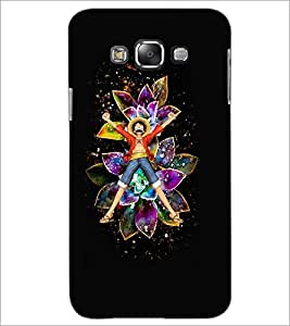 PrintDhaba Happy Boy D-3068 Back Case Cover for SAMSUNG GALAXY GRAND 3 (Multi-Coloured)