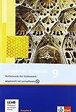 Lambacher Schweizer Mathematik 9. Allgemeine Ausgabe: Arbeitsheft plus Lösungsheft und Lernsoftware Klasse 9 (Lambacher Schweizer. Allgemeine Ausgabe ab 2006)