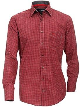 CASAMODA Herren Businesshemd 431858200 Regular Fit bügelleicht