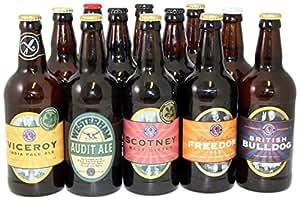 Westerham Brewery Gluten Free Mixed Case 500 ml (Case of 12)