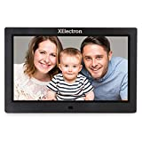 XElectron 10 Inch Digital Photo Frame with Remote (Black)