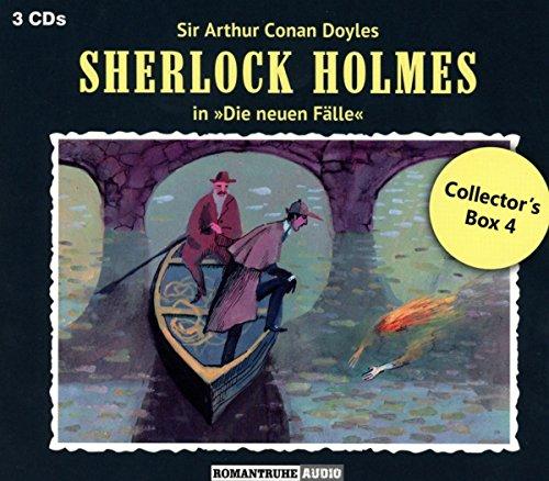 Die Neuen Fälle: Collector'S Box 4 (3 Cds) (Sherlock Holmes-box-set)