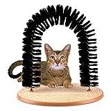 Bild: Prime Paws Bogen für Katzen zum Massieren und Kratzen