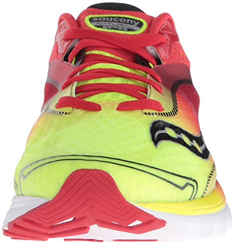 Saucony Kinvara 7, Chaussures de Running Compétition Homme Rouge