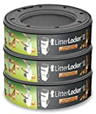 Litter Locker 2 Lot de 3 recharges