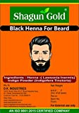 #6: Black Hair, Beard & Mustache Color: 100% Natural & Chemical Free 100gm