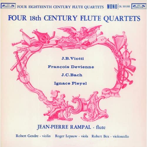 18th-Century Flute Quartets