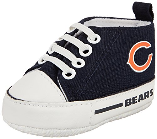 Baby Fanatic Pre-Walker Hightop, Chicago Bears