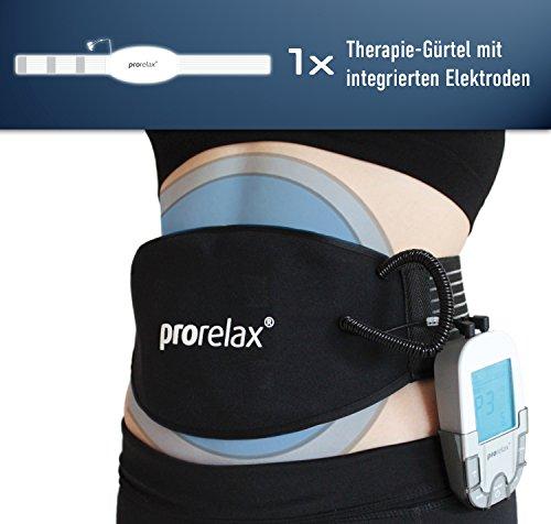 prorelax Tens/Ems SuperDuo Plus. Elektrostimulationsgerät mit besonders umfangreichem Zubehörset - 5