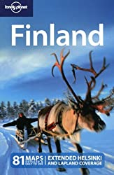 Lonely Planet Finland (Country Travel Guide) by Andy Symington (2009-04-01)