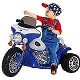Baby-pur Elektrisches Kinder-Motorrad Trycicle Chopper