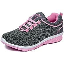 Asian Shoes Butterfly 05 Dark Grey Women's Sports Shoes