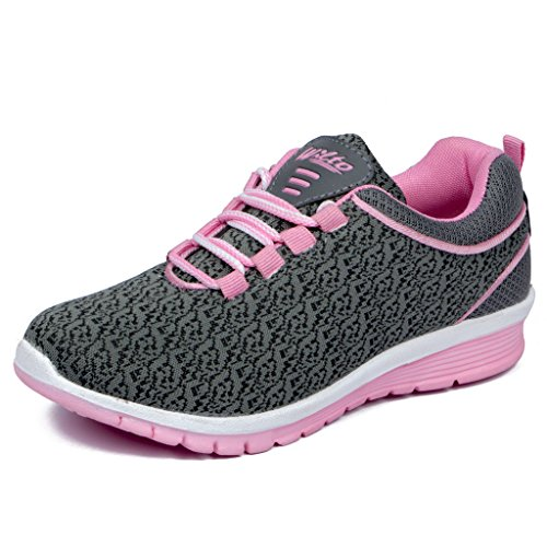 Asian-Shoes-Butterfly-05-Dark-Grey-Womens-Sports-Shoes
