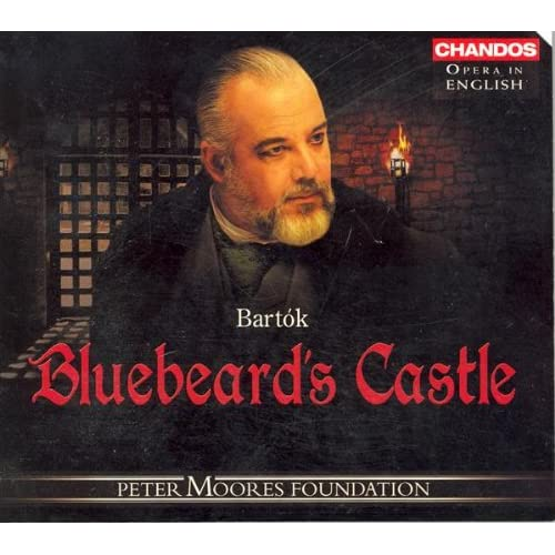Bluebeard's Castle (sung in English): Second Door: The Armoury: What's there? (Bluebeard)