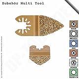 Hartmetall Raspel Fingerform Kleber/Putz für Multifunktionswerkzeug Multi Tool