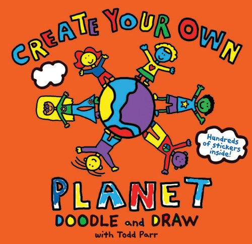 Create Your Own Planet: Doodle and Draw