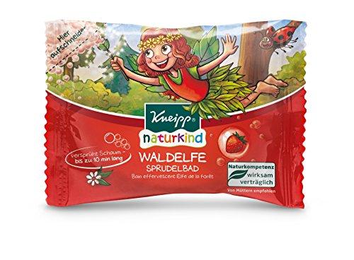 Kneipp naturkind Waldelfe Sprudelbad, 80 g, 6er Pack (6 x 80 g)