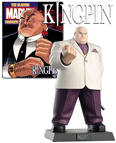 Lead Figure Marvel Figurine Collection Special Kingpin