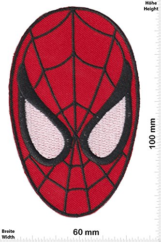 Parches   Spidermann   Head   big  Cartoon