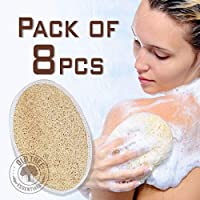 Old Tree Loofah PACk Of 8 Pieces
