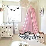Bett Baldachin, Baumwollmoskitonetz, Babyspiel-Lesezelt, Schlafzimmer Dekoration