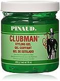 Clubman Style Gel For Men 473 ml Jar (Haargel)