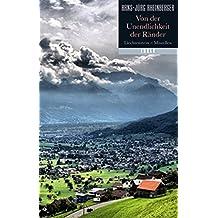 Von der Unendlichkeit der Ränder: Liechtenstein - Miszellen