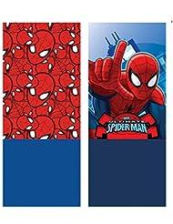 Cache Cou SPIDER-MAN Marvel * Polyester * NEUF l'unité / Model Aléatoire *