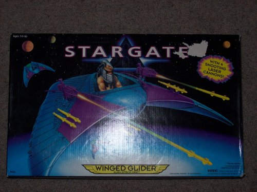 Stargate: Winged Glider Alien Attack Craft by Hasbro, Figurines