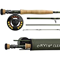 Orvis Clearwater 5-weight, 8'6 Fly Rod Outfit by Orvis