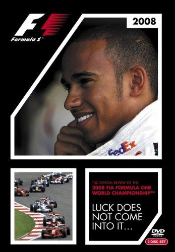 Formula One: The Official Season Review 2008 [Edizione: Regno (Serie Formula)